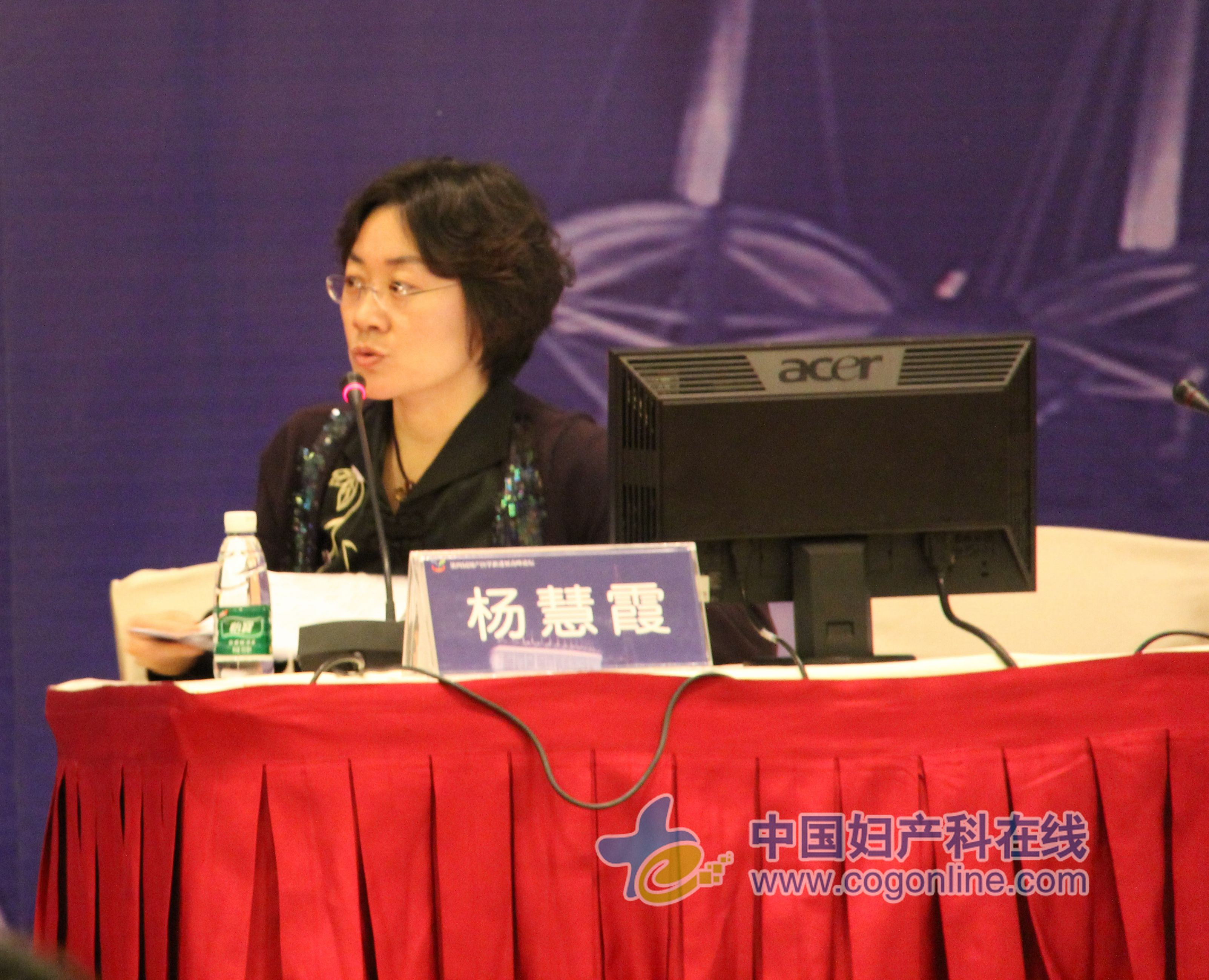 北京妇产医院怎么样_访北京大学第一医院妇产科杨慧霞教授